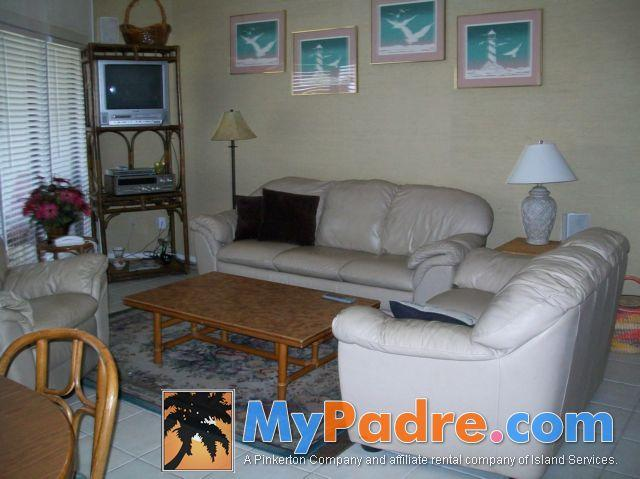 SUNTIDE I #207: 2 BED 2 BATH - Image 1 - South Padre Island - rentals