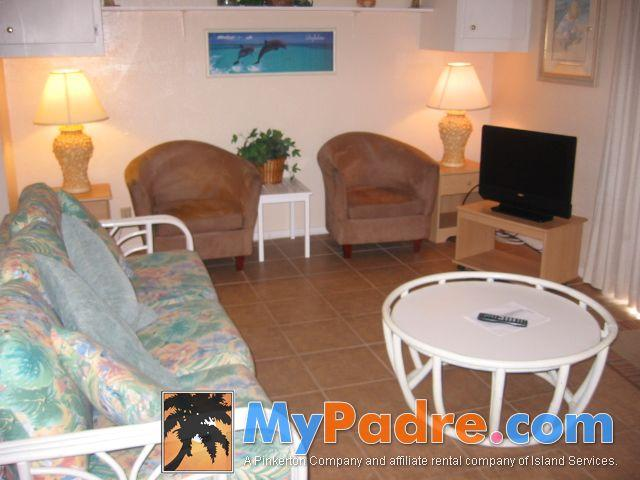 INTERNACIONAL #106: 1 BED 1 BATH - Image 1 - South Padre Island - rentals