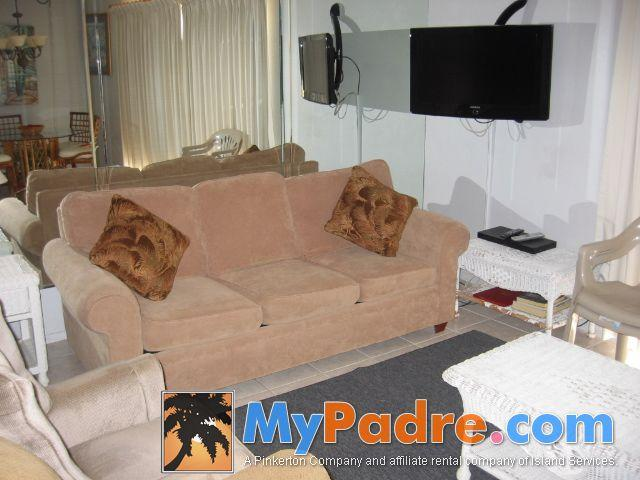 INTERNACIONAL #202: 1 BED 1 BATH - Image 1 - South Padre Island - rentals