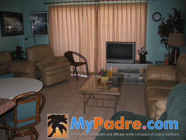 INTERNACIONAL #213: 1 BED 1 BATH - Image 1 - South Padre Island - rentals