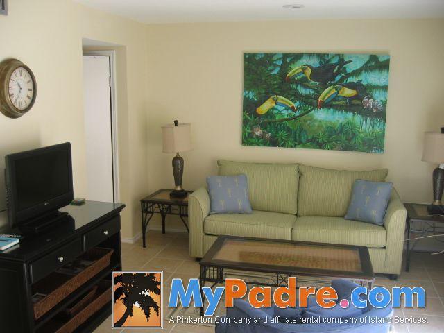 INTERNACIONAL #210: 1 BED 1 BATH - Image 1 - South Padre Island - rentals