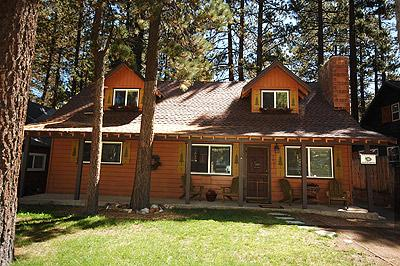 Exterior - 1091 Craig Avenue - South Lake Tahoe - rentals
