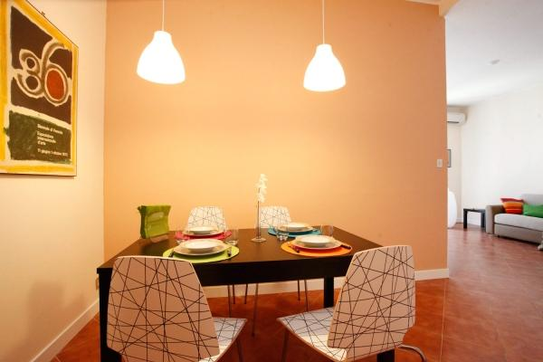 CR655c - Easy Trastevere bright new apartment - Image 1 - Rome - rentals