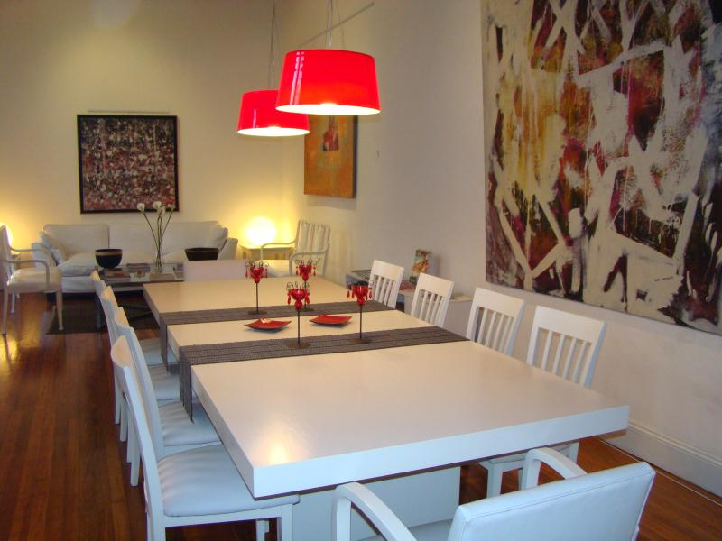 Big Dining room - Casa 1890. In front of San Telmo - Buenos Aires - rentals