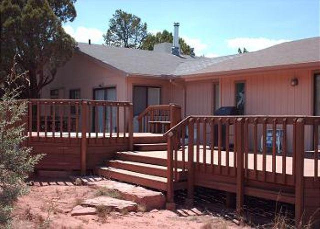 4 Bedroom, 3 Bathroom House in SEDONA - Image 1 - Sedona - rentals