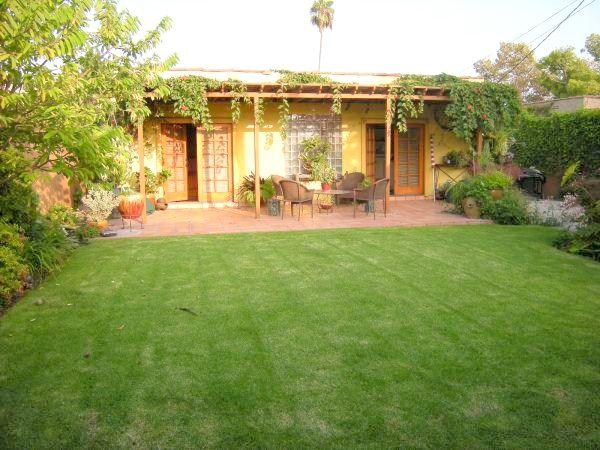 Mid-Wilshire 3 Bedroom 2 Bath Spanish Home (4172) - Image 1 - Los Angeles - rentals