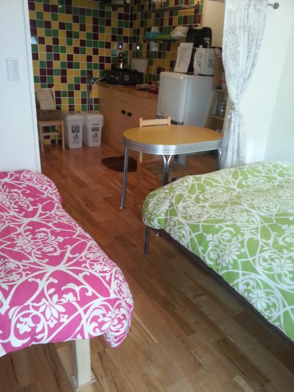 2 beds - Shibuya-Nakameguro-2Beds-MobileWiFi-LOVETOKYO - Shibuya - rentals