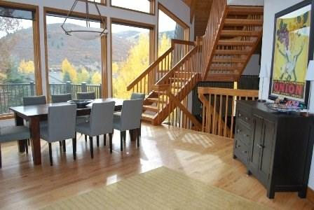 Contemporary Deer Valley Luxury Townhome - Image 1 - Park City - rentals