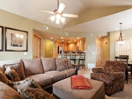 Mountain Luxury Townhome at Redstone with Canyons & Olympic Park Views ! - Image 1 - Park City - rentals