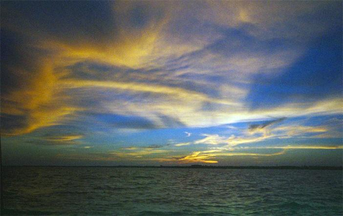 the Sunset off our islands - Villa Marquesa in Ramrod Key Florida keys - Ramrod Key - rentals