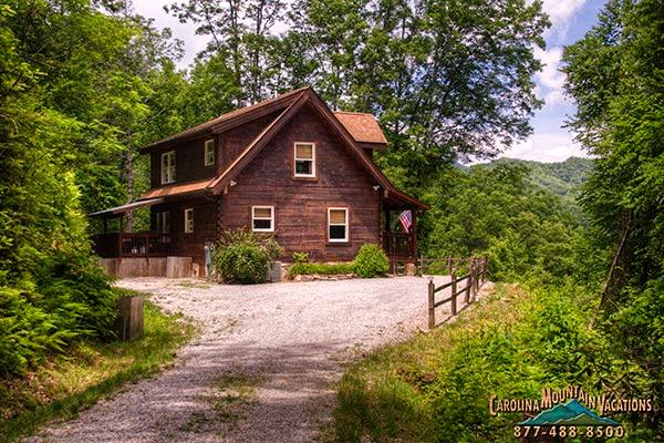 Almost Heaven - Image 1 - Bryson City - rentals