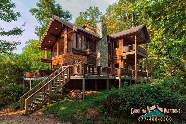 Cabin in the Clouds - Image 1 - Bryson City - rentals