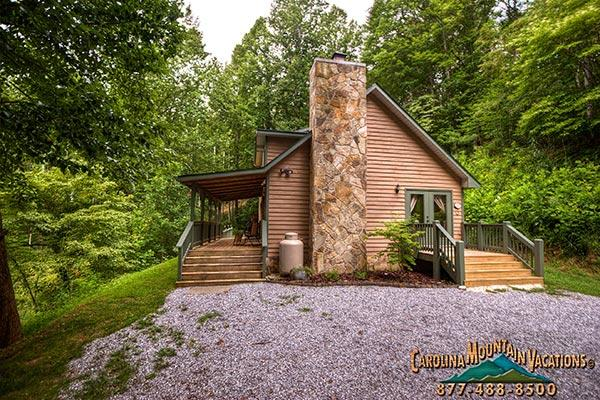 Forget Me Not Getaway - Image 1 - Bryson City - rentals