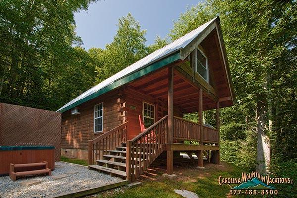 Good Life Cabin 1 - Image 1 - Bryson City - rentals