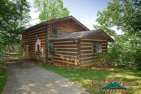 Grandpa's Cabin - Image 1 - Bryson City - rentals