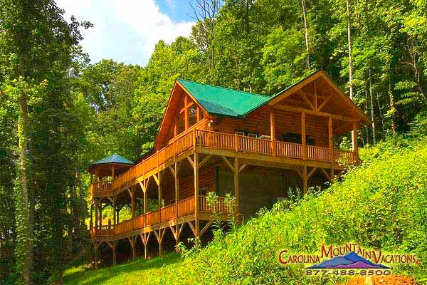 Mountain Retreat - Image 1 - Bryson City - rentals