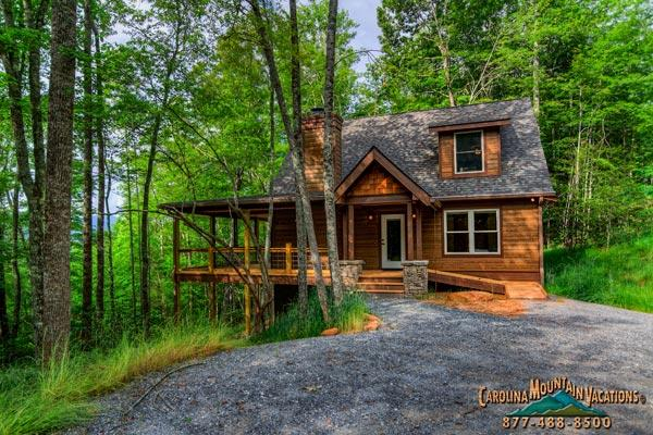 Simplicity Chalet - Image 1 - Bryson City - rentals