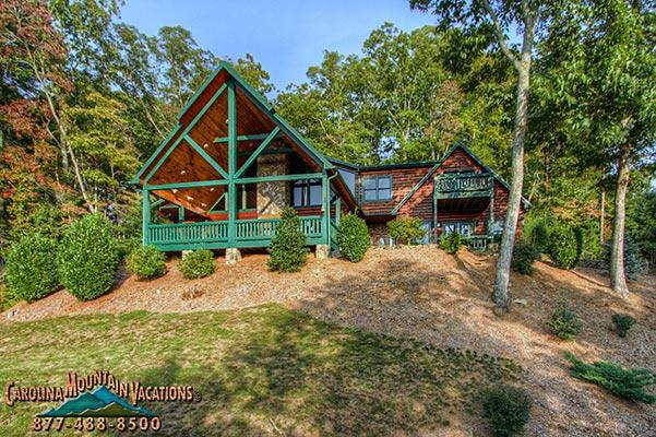 Stay Awhile Lodge - Image 1 - Bryson City - rentals