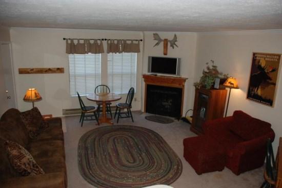 1 BR Vacation Condo at Wolf Creek Resort - Image 1 - Eden - rentals