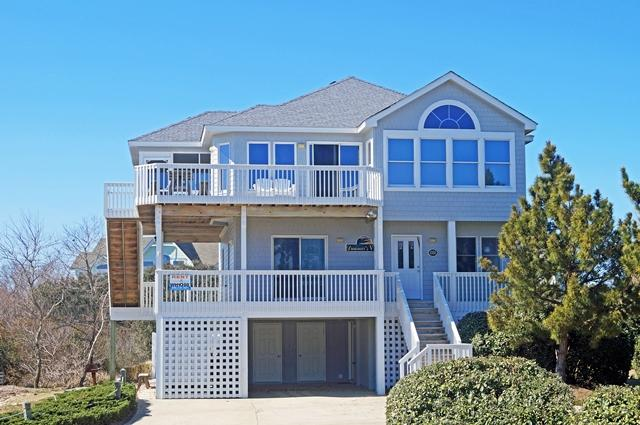 WH1088- DREAMERS VIEW; A WONDERFUL BEACH HOUSE! - Image 1 - Corolla - rentals