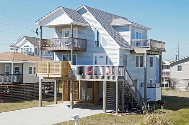 KD108- KNIGHTS GETAWAY; AN INVITING 4BDRM PET HOME - Image 1 - Kill Devil Hills - rentals