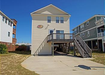 KD1105- FEELS SO WRIGHT; LOVELY SUMMER HOME! - Image 1 - Kill Devil Hills - rentals