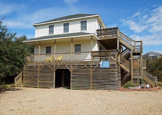 S062- DOVE'S LANDING; AFFORDABLE HOME W/ HOT TUB! - Image 1 - Corolla - rentals