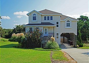 SS272- HOMEAWAY FROM HOME- LOVELY HOME W/ POOL! - Image 1 - Southern Shores - rentals