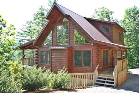 The Summit Lodge - Image 1 - Sylva - rentals