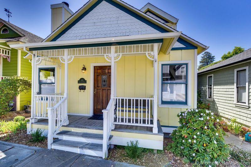 Victorian Dollhouse - Image 1 - Pacific Grove - rentals