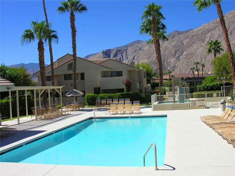 Plaza Villas Tranquility 0316 - Image 1 - Palm Springs - rentals