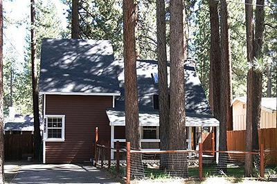 Exterior - 2684 Knox Avenue - South Lake Tahoe - rentals