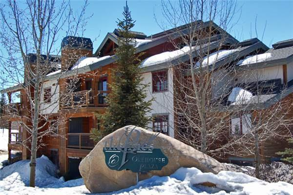 The Pines at Ore House - O3106 - Image 1 - Steamboat Springs - rentals