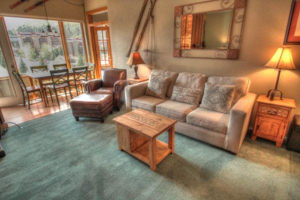 SH506 Summit House 2BR 1BA - Center Village - Image 1 - Copper Mountain - rentals