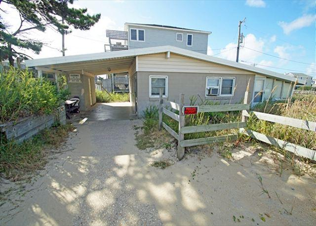 SN9017D- BEACH BUNKER; 3 BDRM W/ GREAT VIEWS! - Image 1 - Nags Head - rentals