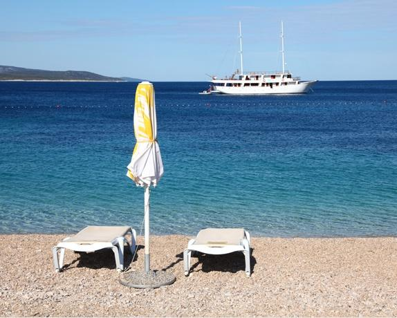 GOLDEN HORN BEACH FRONT HOLIDAY VILLA - Image 1 - Bol - rentals