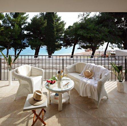 Luxury villa with pool for rent, in Bol, Brac island - LUXURY SEA FRONT VILLA FOR RENT - Brac Island - Bol - rentals