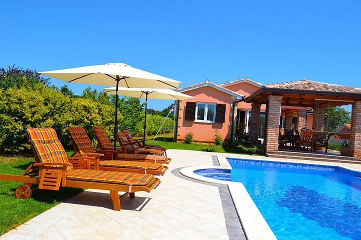HOLIDAY VILLA IN ISTRIA NEAR POREC by the sea - Image 1 - Porec - rentals