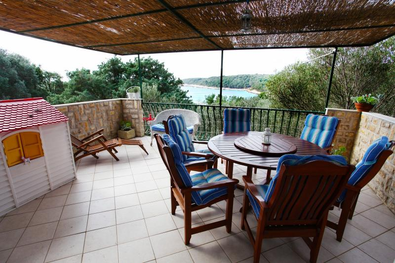 House on beautiful location for rent, Palmizana, Hvar island - Beautiful house in a secluded location - Hvar - rentals