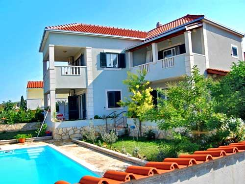 Holiday villa with pool in Supetar, Brac island - HOLIDAY VILLA SUPETAR - BRAC ISLAND - Supetar - rentals