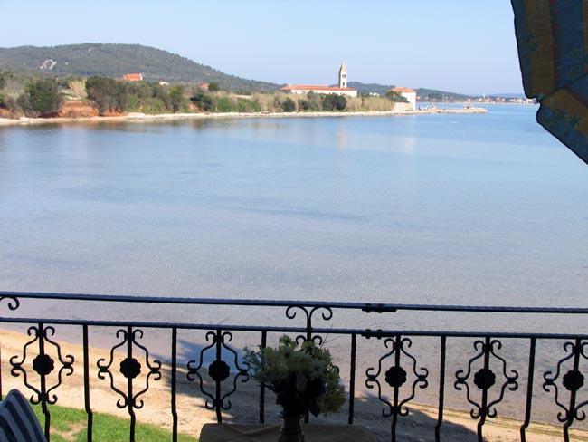 BEAUTIFUL SEA VIEW HOLIDAY VILLA - Image 1 - Zadar - rentals