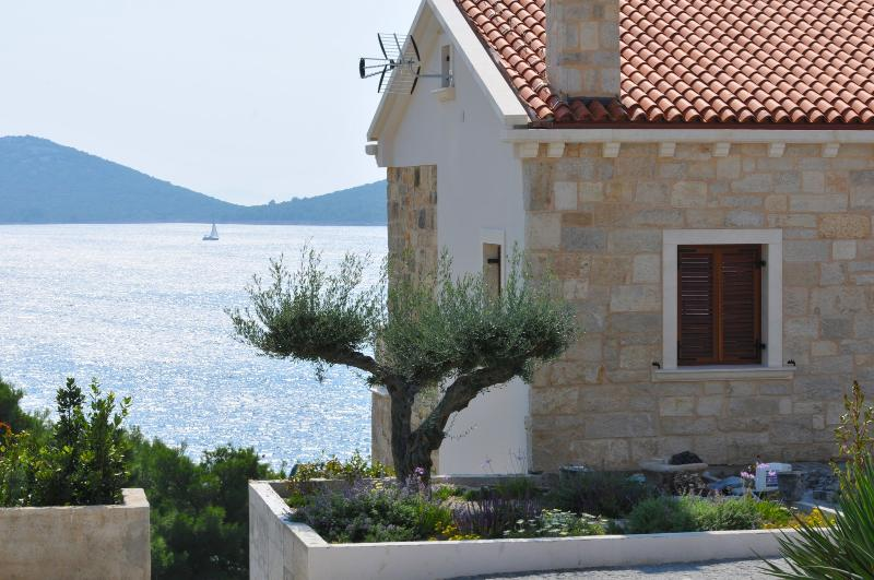 Beautiful sea view house for rent, Pakostane, Zadar - BEAUTIFUL SEA VIEW HOUSE FOR RENT, PAKOŠTANE, ZADAR - Pakostane - rentals