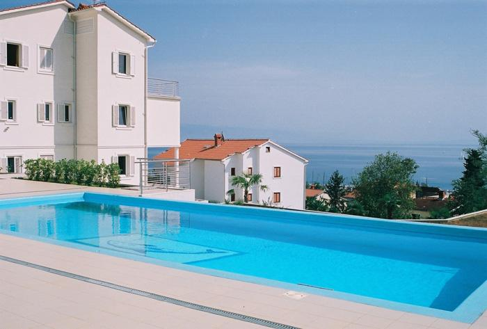 Modern holiday villa for rent, Opatija - MODERN HOLIDAY VILLA IN OPATIJA - Opatija - rentals