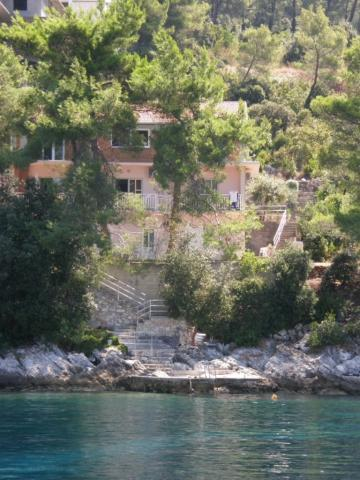 COZY SEAFRONT HOLIDAY HOUSE KORCULA - Image 1 - Brna - rentals