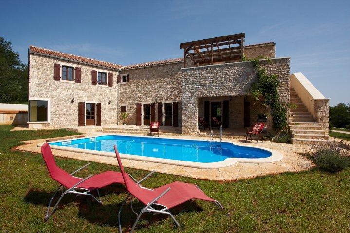 Magic holiday villa - Image 1 - Istria - rentals