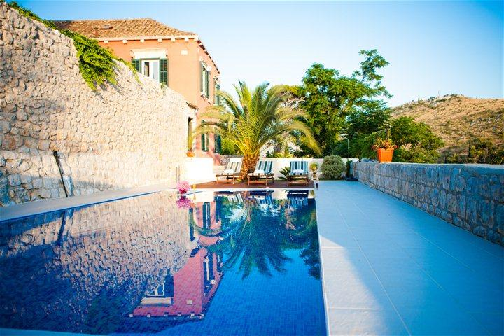 Villa with a pool for rent, Dubrovnik - Image 1 - Mlini - rentals