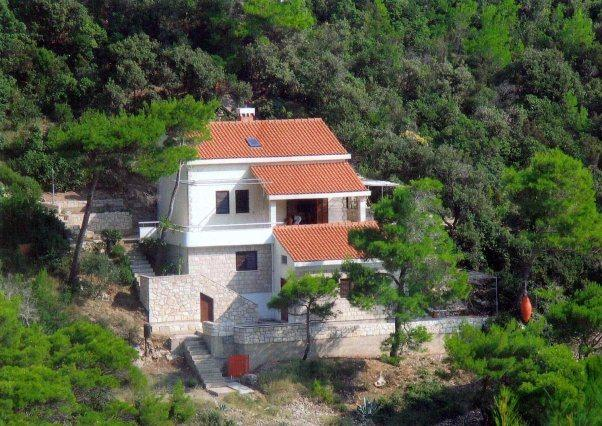 Seafront Robinson house for rent on Korcula island - Seafront Robinson house for rent, Korcula - Korcula Town - rentals