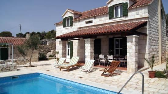 Villa rustica with pool, Trogir area - Villa Rustica, Trogir area - Trogir - rentals