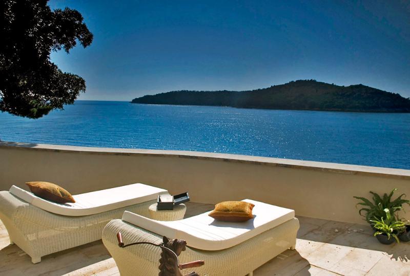Exceptional luxury villa for rent, Dubrovnik - Image 1 - Dubrovnik - rentals