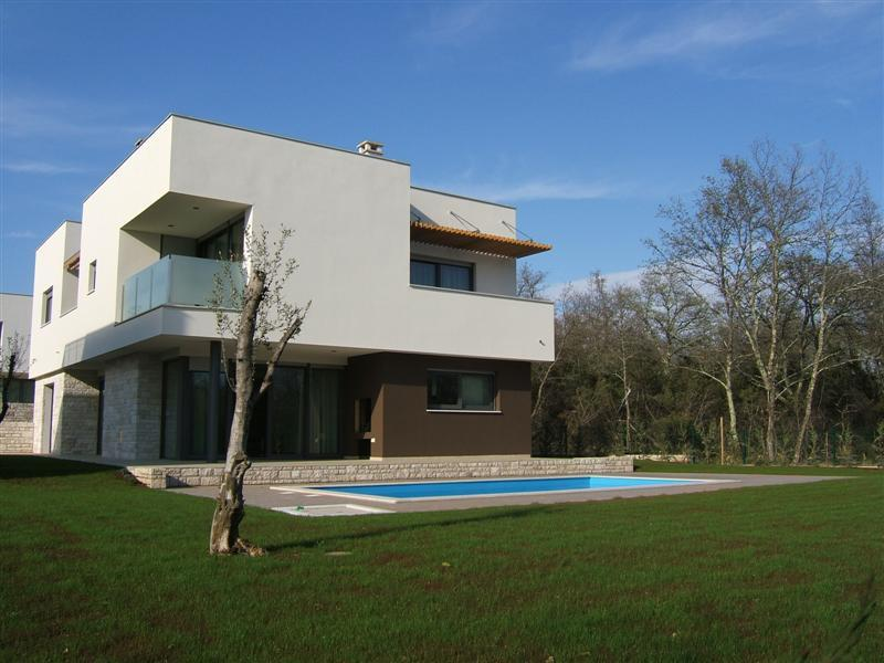 Luxury modern villa by the sea for rent, Umag - Image 1 - Umag - rentals